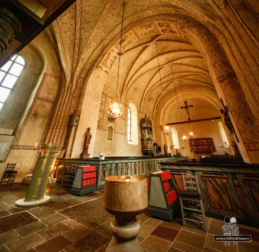 Prima catedrală din Uppsala