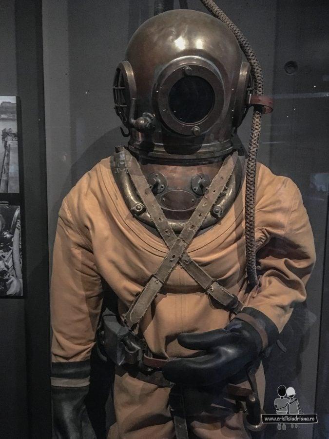 Costum de scafandru