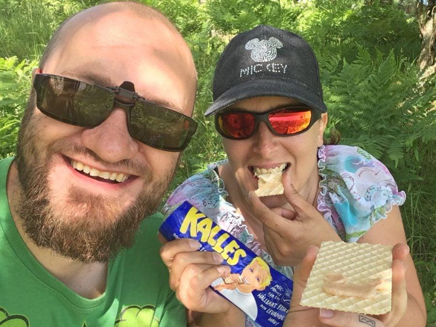 Mâncare la tub în Suedia