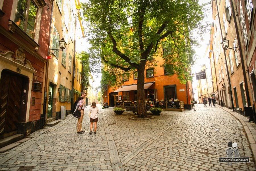 Piața Arsă din Stockholm