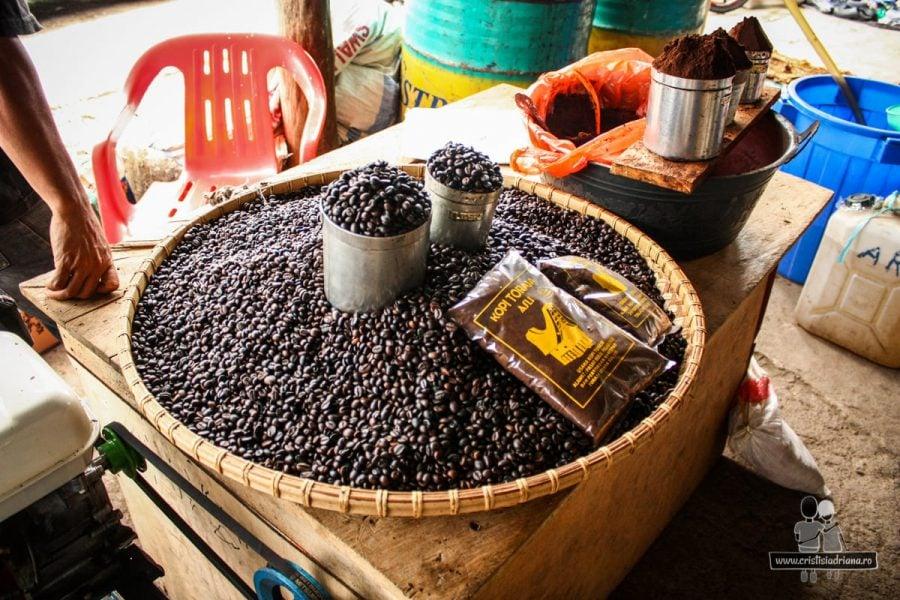 Kopi Toraja cafea de Rantepao