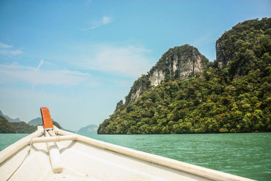 Island Hopping Langkawi cu barcă rapidă