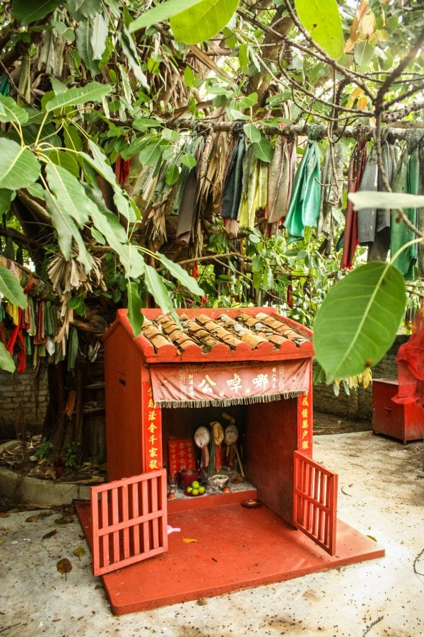 Templul copacului la BonTon, Langkawi