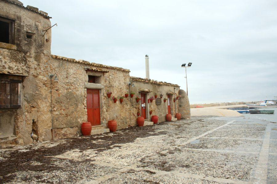 Orașul pescarilor, Marzamemi, Sicilia