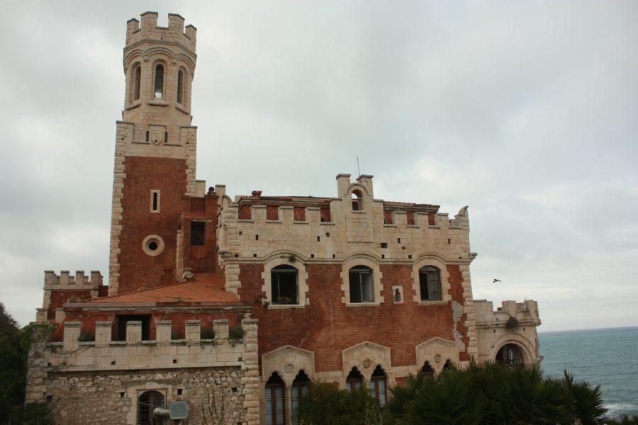 Castel în Portopalo, Sicilia