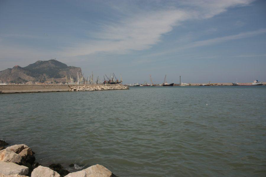 Portul din Palermo