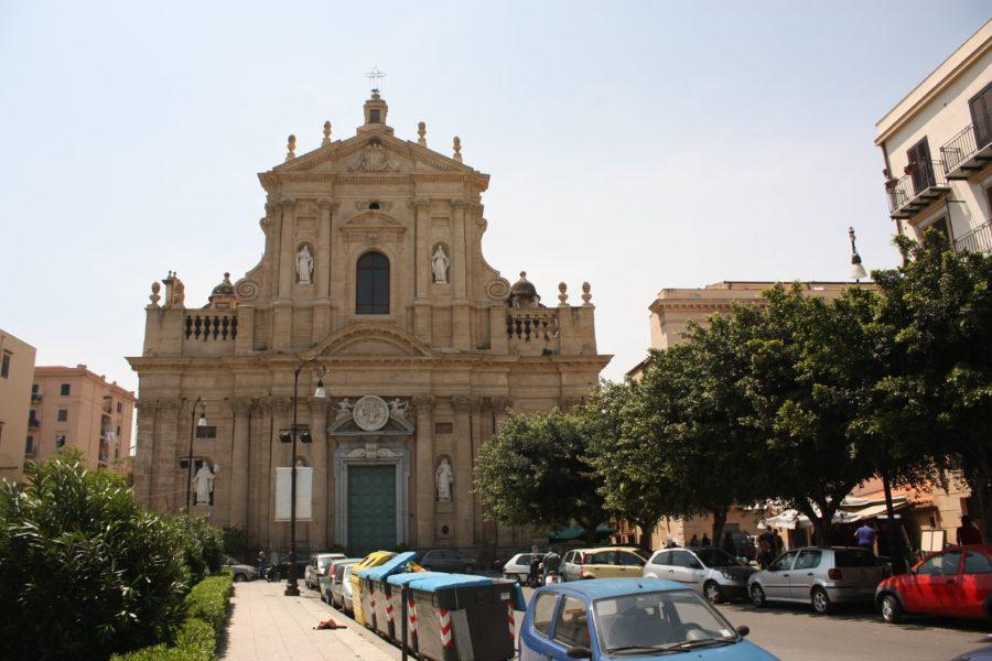 Stradă din Palermo