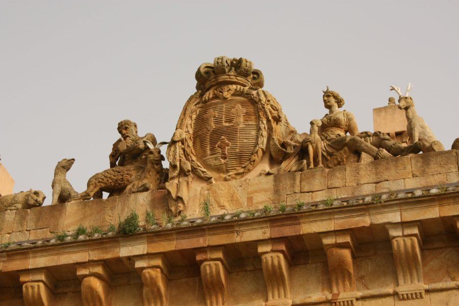 Palatul din Ficuzza, Sicilia