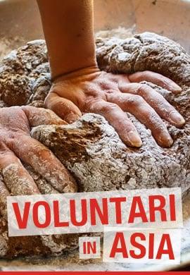 Voluntari in Asia - 5 luni în Malaezia și Indonezia, inclusiv Papua