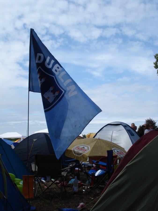 Camping la Rock Werchter