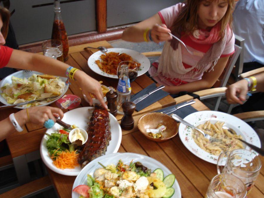 Prânz la restaurant în Leuven