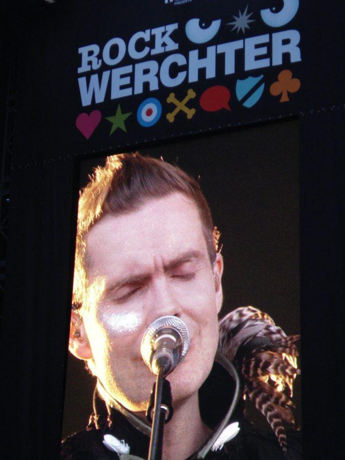 Sigur Ros în concert la Rock Werchter