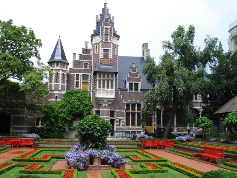 Clădire în Gradina Zoo, Anvers