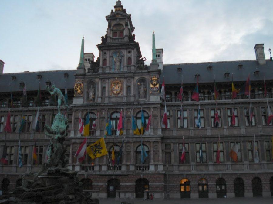 Primăria din Antwerp