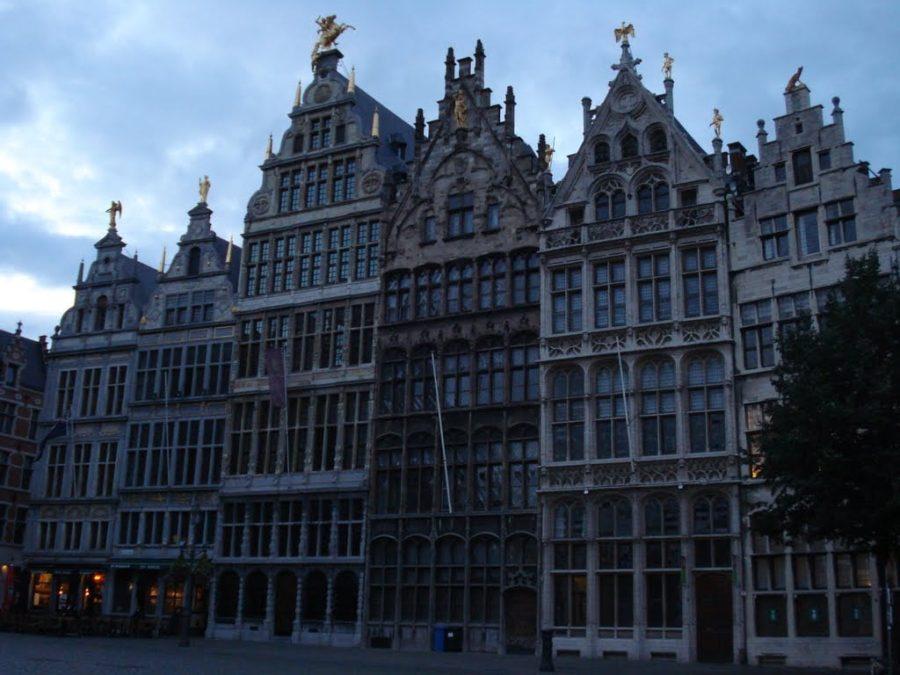 Casele Ghildelor, Piața Mare, Anvers, Belgia