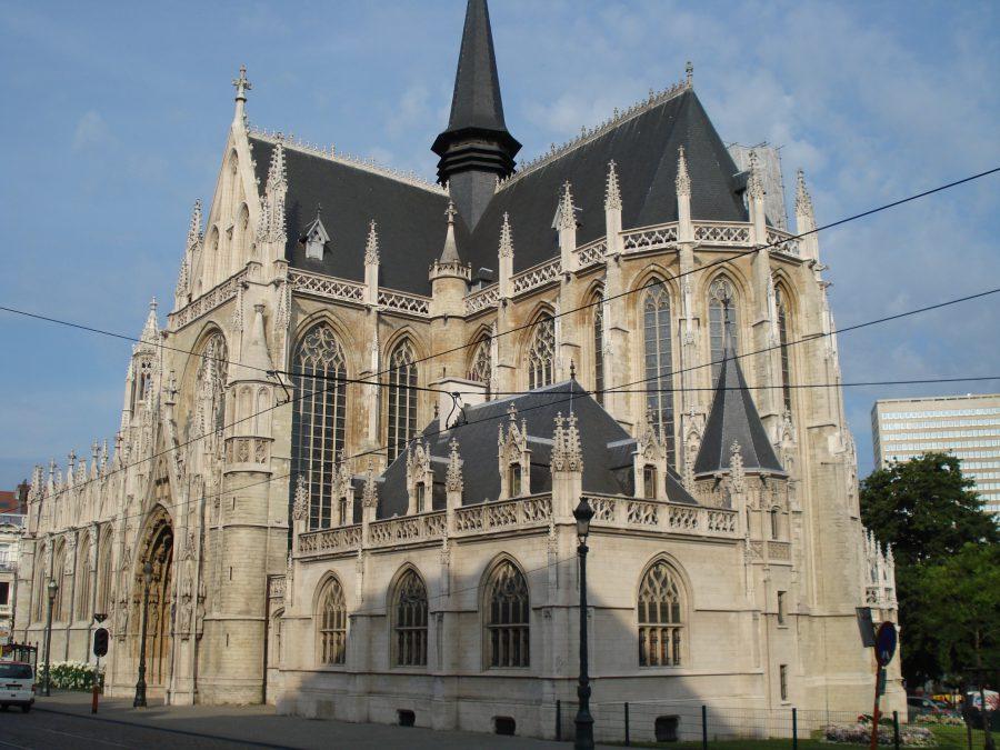 Catedrală Sf. Michael și Sf. Gudula în Bruxelles