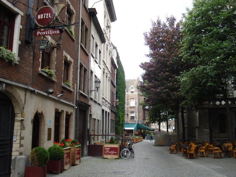 Hotel Postiljon, Anvers