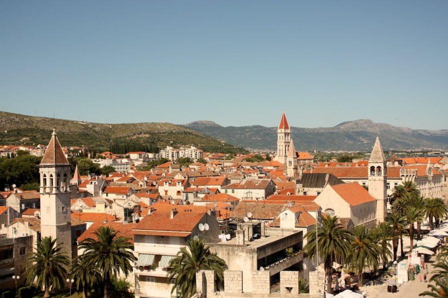 Vacanță în Trogir, Croatia