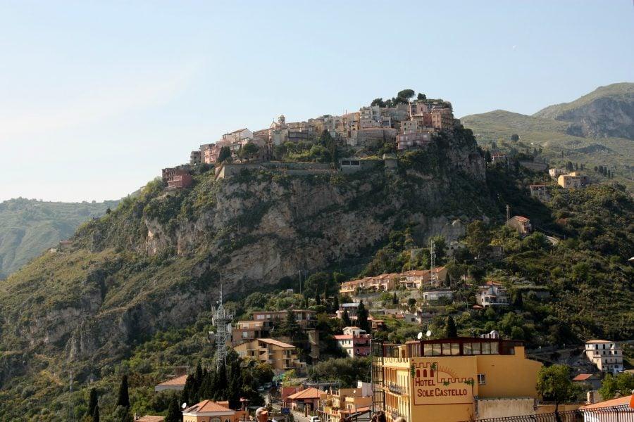 Lângă Taormina