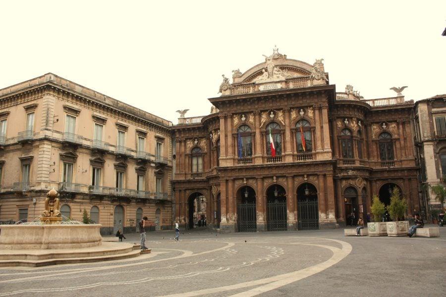 Teatrul Massimo Belini, Catania