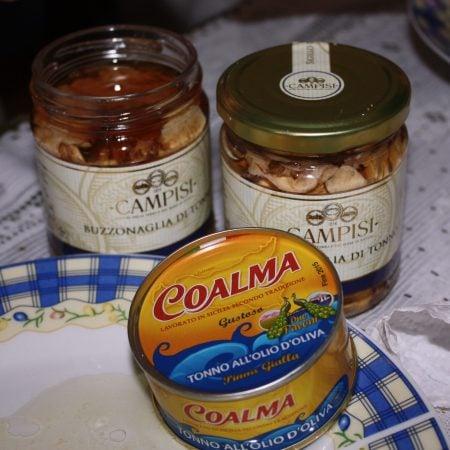 Buzzonaglia di Tonno (some tuna parts) (Pachino)