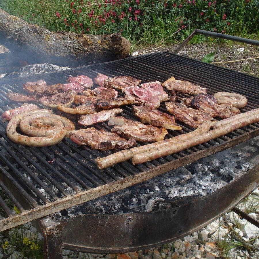 Grătar de 1 mai în Sicilia
