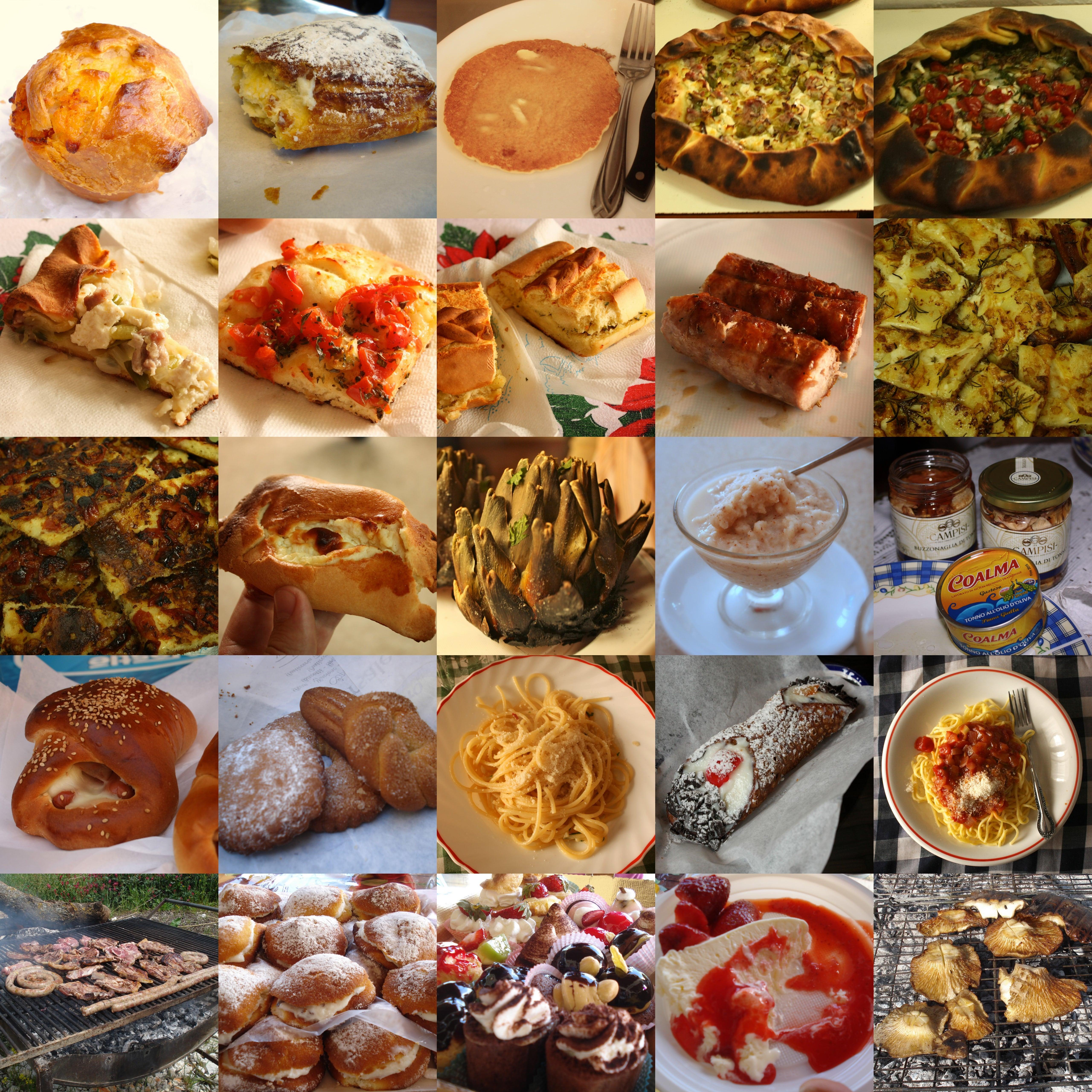Mâncare în Sicilia