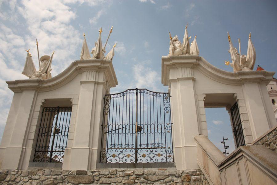 Poarta Castelul Bratislava