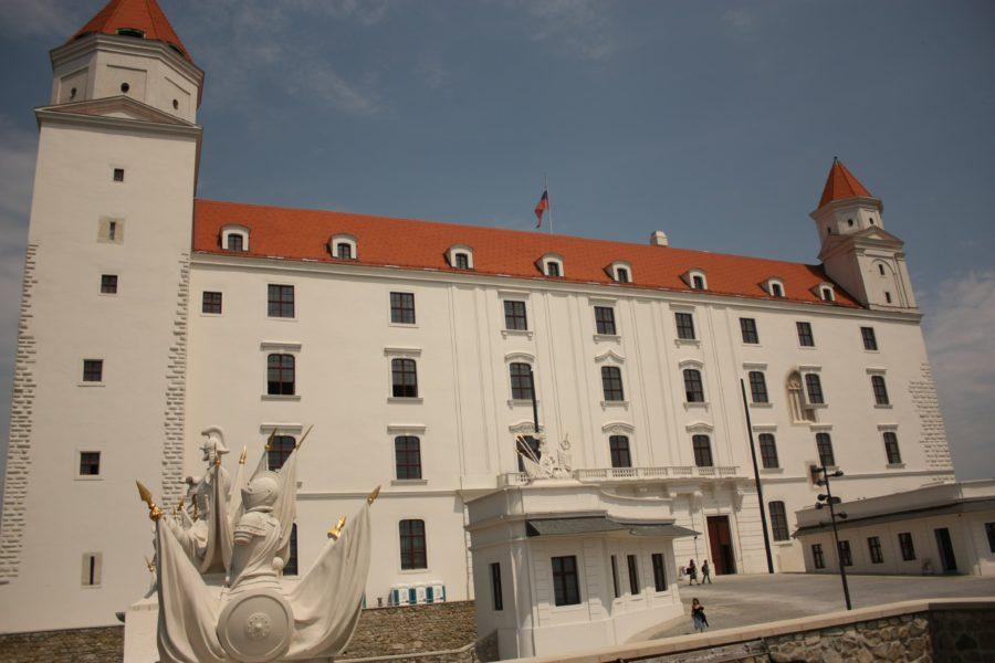 Vacanță la Bratislava, Slovacia
