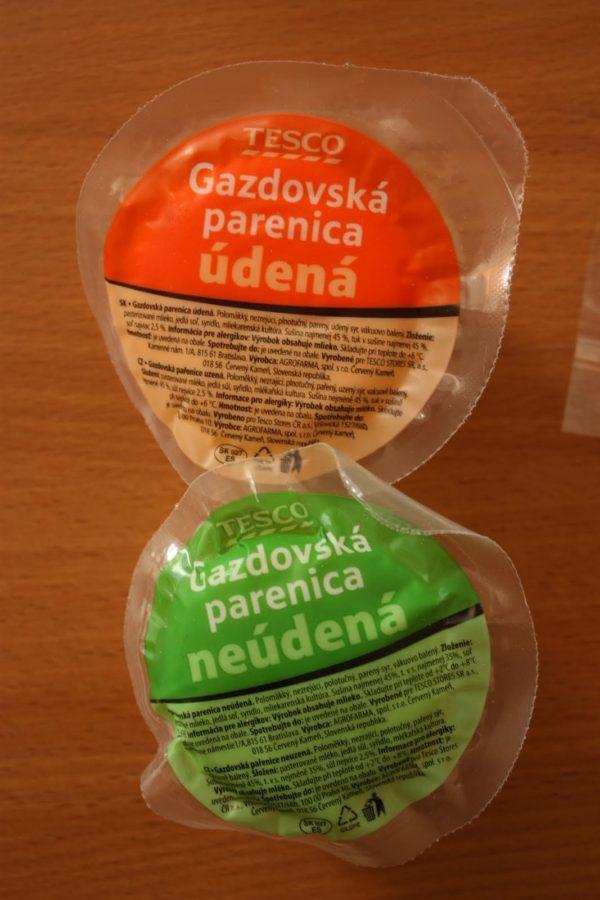 Brânză parenica din Slovacia