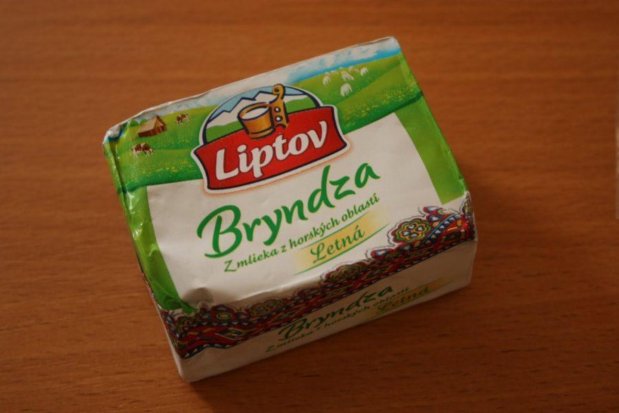Brânzică de burduf slovacă