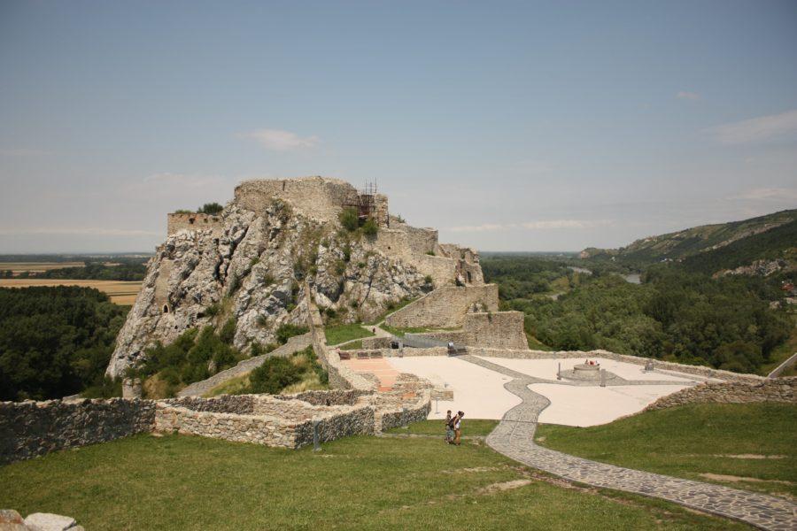 Castelul Devin, Slovacia