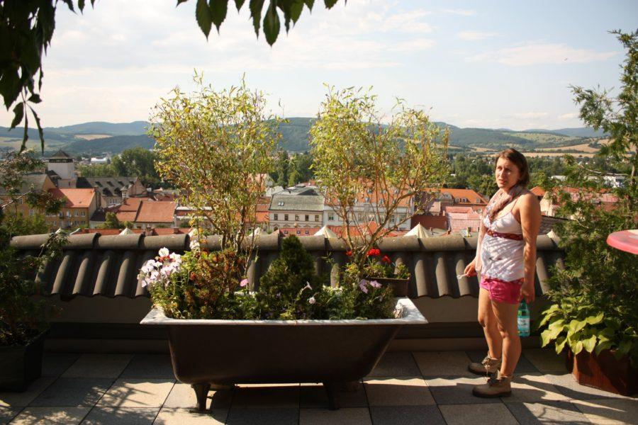 Vacanță în Trencin, Slovacia