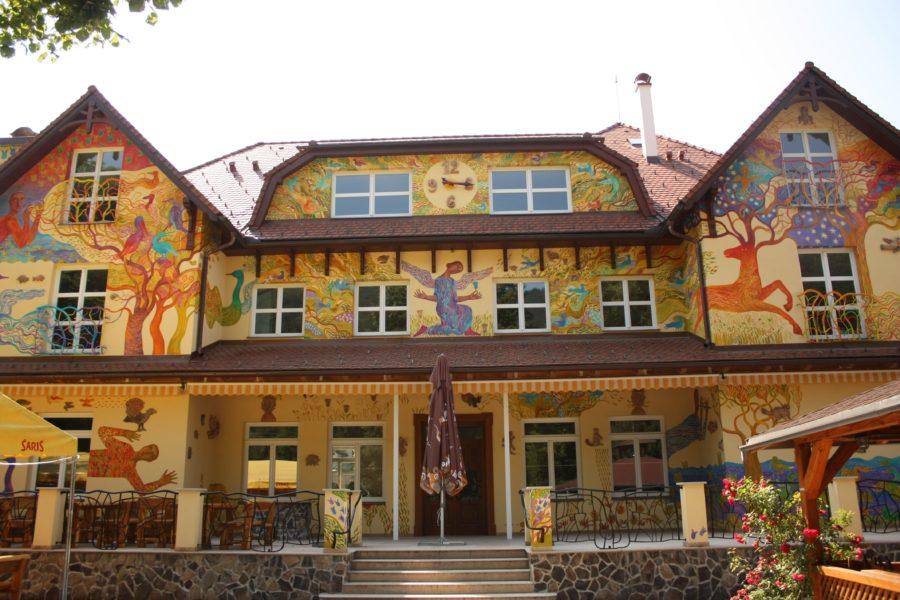 Hotel Encian, Rajecke Teplice, Slovacia