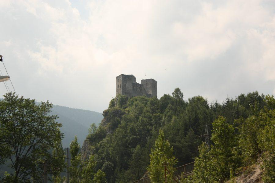 Vacanță în Slovacia, zona Strecno