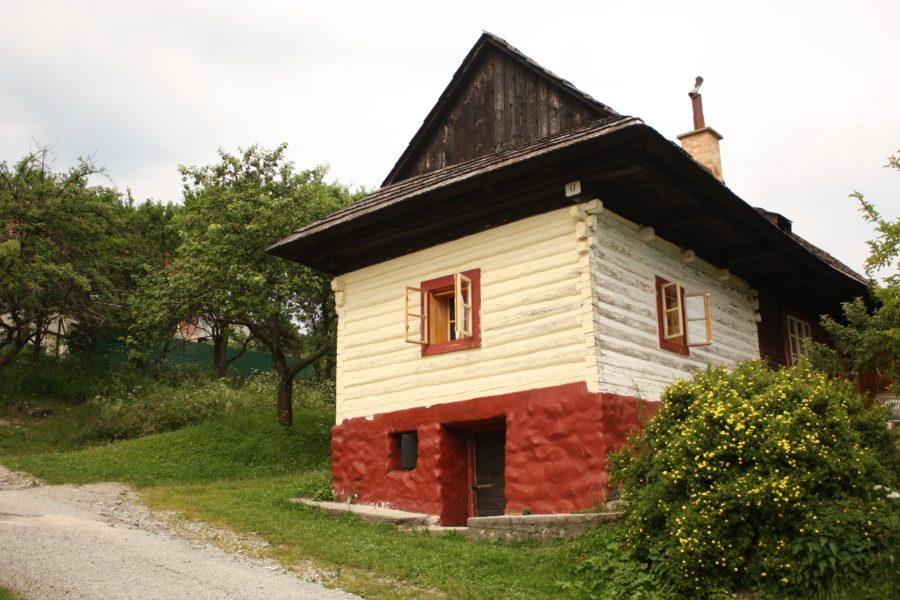 Vlkolinec, sat UNESCO, Slovacia