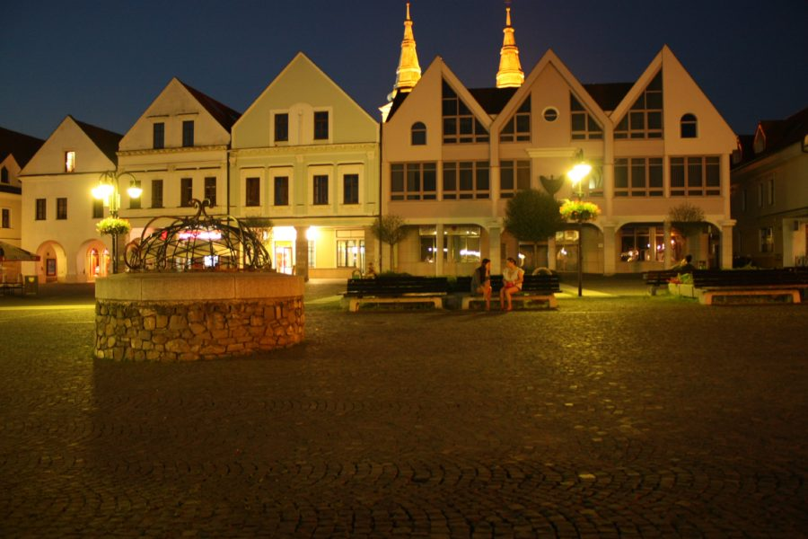 Vacanță în Zilina, Slovacia