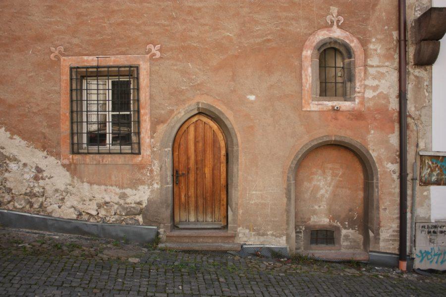 Kremnica, oraș medieval, Slovacia