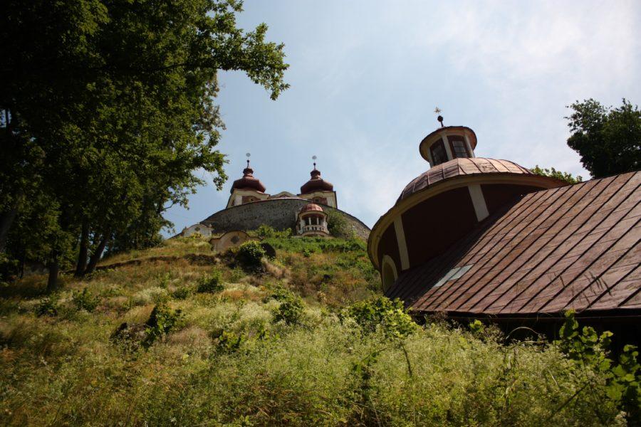 Dealul Kalvary, Banska Stiavnica, Slovacia