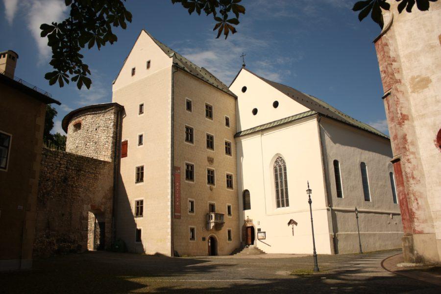 Oraș medieval slovac, Banska Bystrica