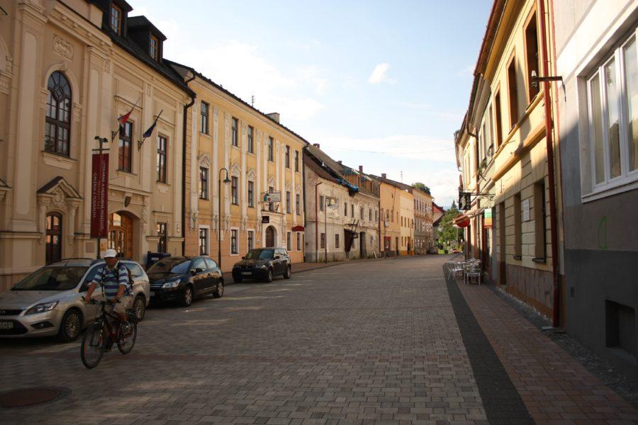 Oraș slovac, Banska Bystrica