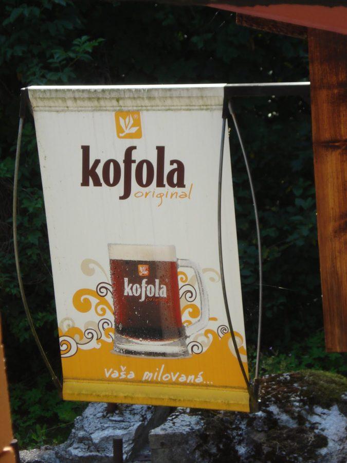 Kofola, băutura preferată a slovacilor