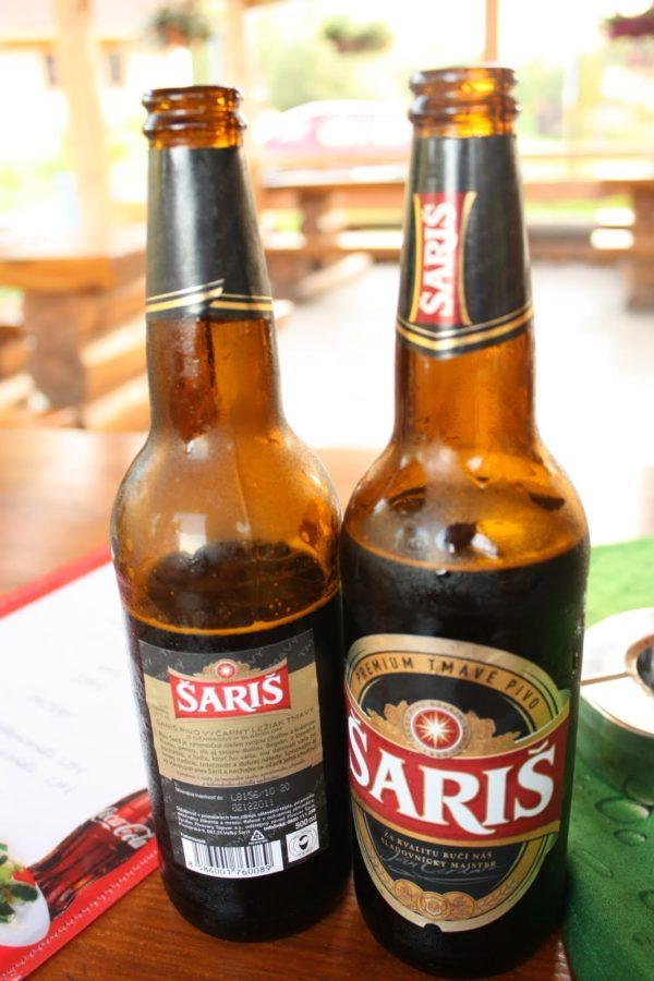 Bere neagră Saris din Slovacia