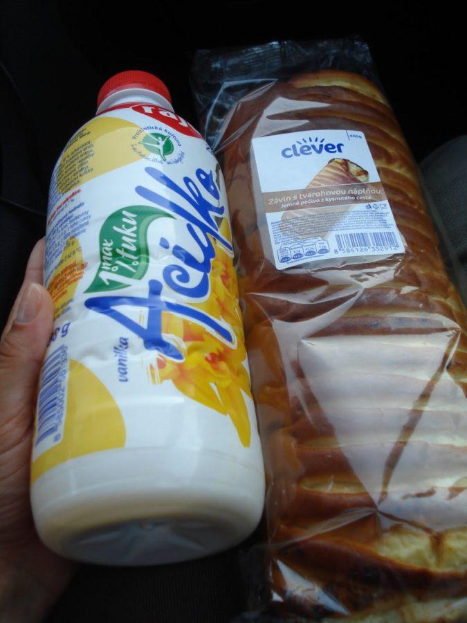 Mic dejun la camping în Slovacia