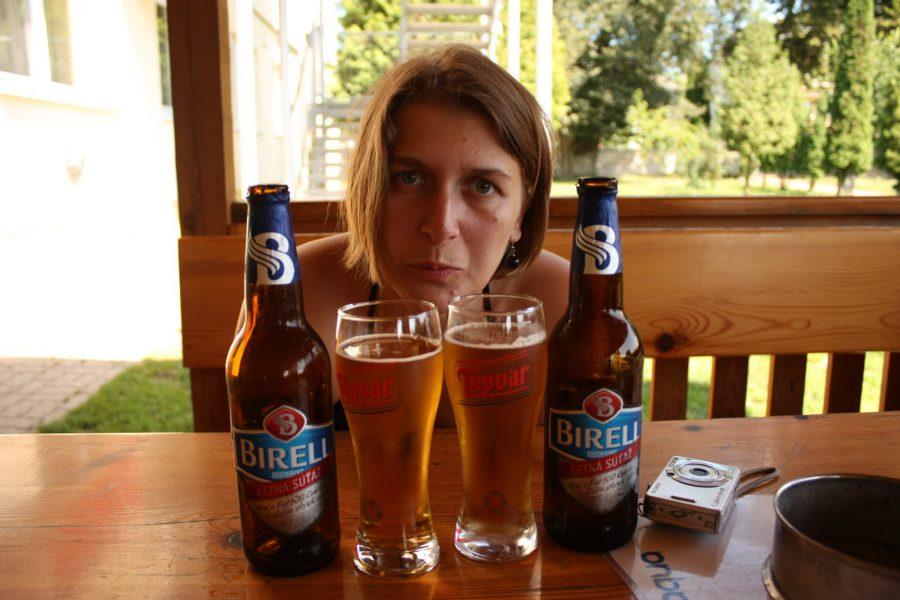 Bere Birell fără alcool din Slovacia
