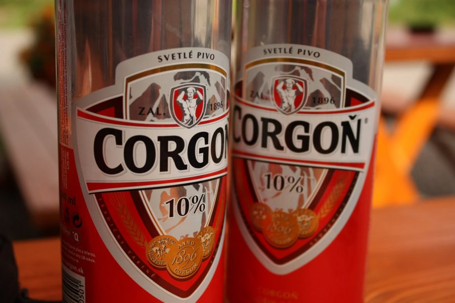 Bere Corgon, Slovacia