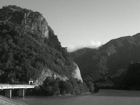 Pe Valea Oltului, Călimănești-Căciulata