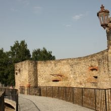 Zona istorică din Bardejov