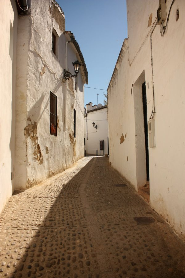 Strada în Ronda, Spania