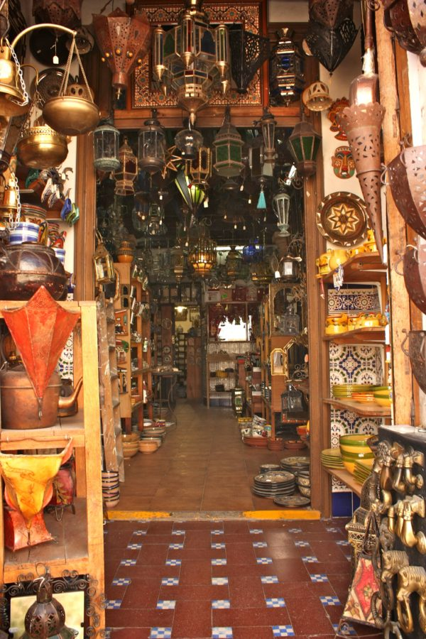 Magazin cu ceramică maură, Ronda, Spnia